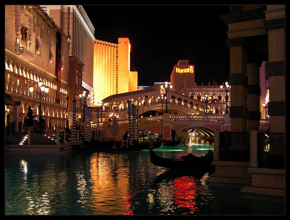 Las Vegas - Trügerische Kulisse