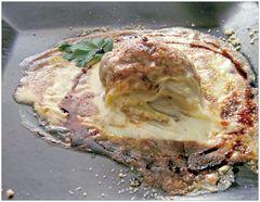 Lasagne mit Wildtaube