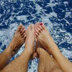 Lasst uns ins Wasser