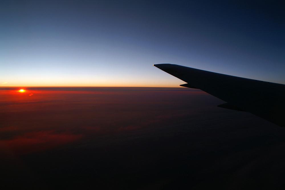 """""""Lassù, come in nessun'altro posto il tramonto é magico"""""""