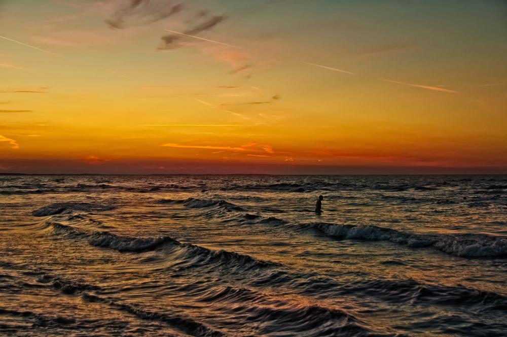 last baltic sea light ...