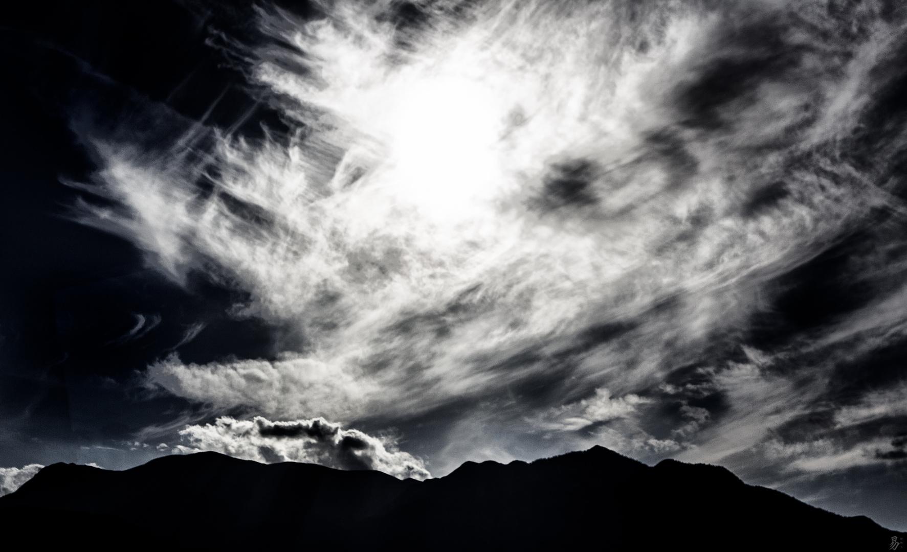 last light / reach the sky