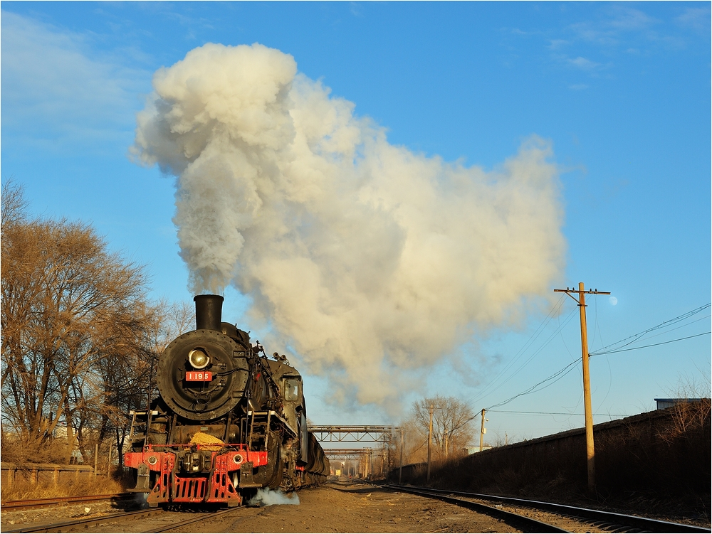 Last Steam 2013 L - Industriedampf klassisch II
