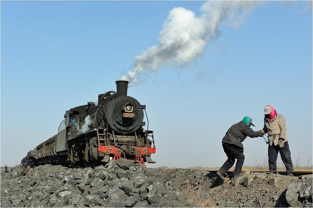Last Steam 2013 V - Steinbeißer auf dem Abraumberg