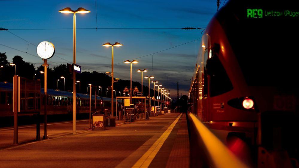 last train