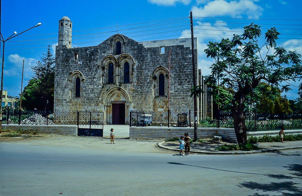 Latakia, Syrien.         .120_3978