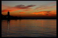Latarnia morska w Kolobrzegu