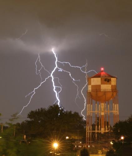 Late Night Lightning