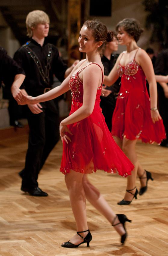 Latein C Formation der Tanzschule Streng in Fürth 2/3