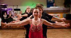 Latein C Formation der Tanzschule Streng in Fürth 3/3