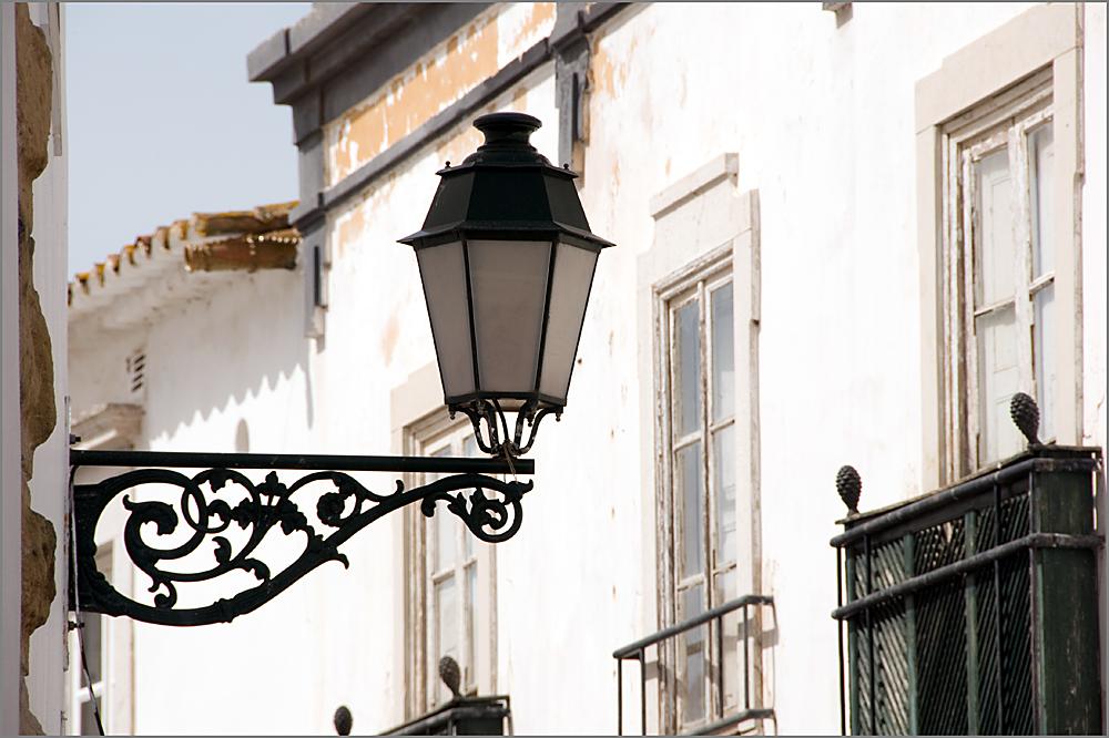 Laterne in Faro...