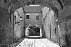 Laternen in einer sehr alten Stadt II