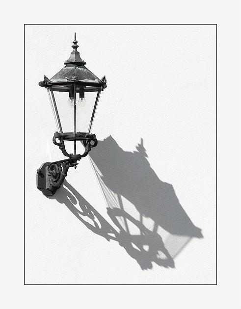 Laternen-Schatten
