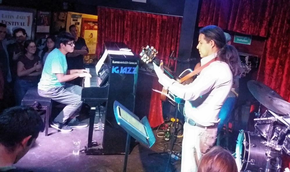 Latin Jazz Festival Stgt J5 Doku