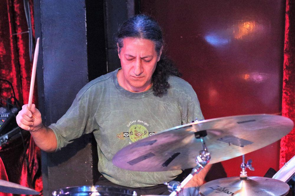 LATIN JAZZ L-90col drums