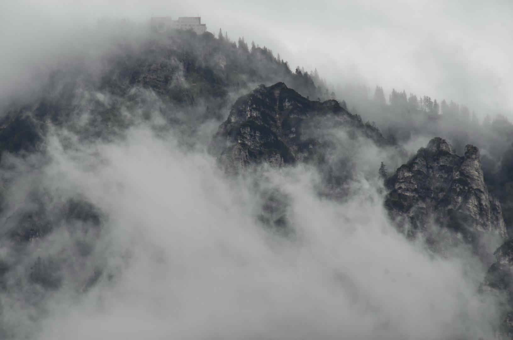 Lattengebirge bei Bad Reichenhall