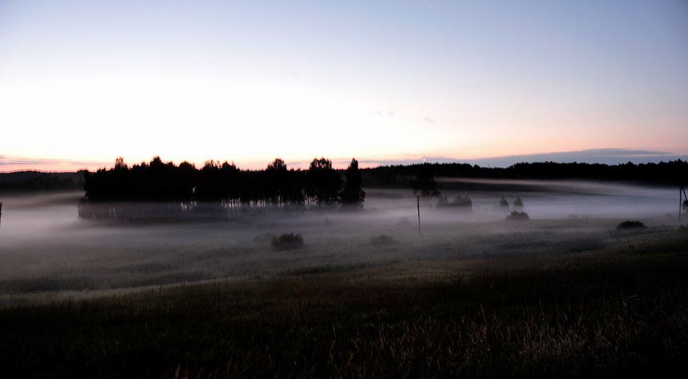 Latvian evening mystery