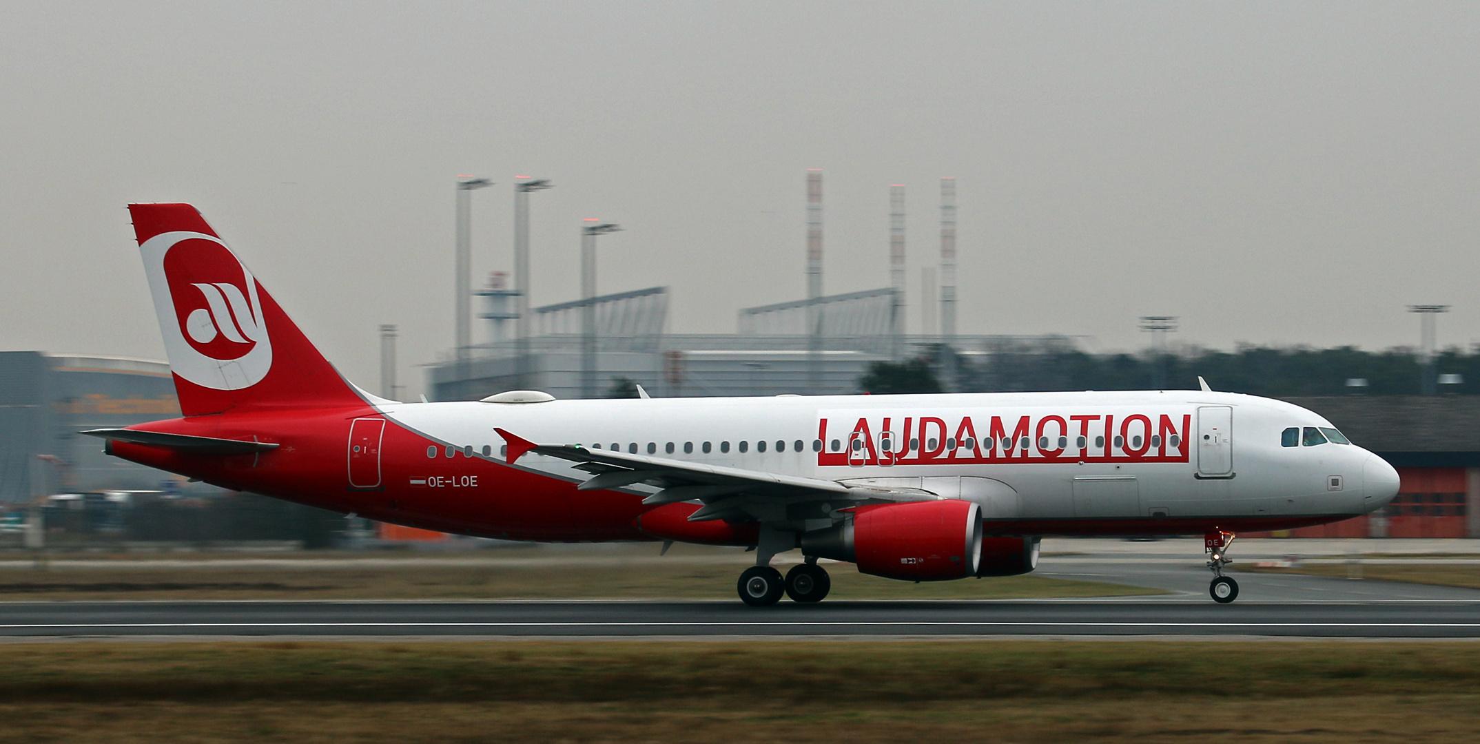 LAUDAMOTION / Ex Niki Air Berlin