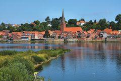 Lauenburg an der Elbe...