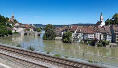 Laufenburg am Westbahnhof