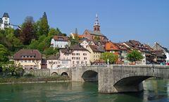 Laufenburg (Baden) aus Sicht von Laufenburg Schweiz