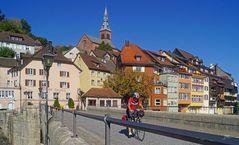 Laufenburg (Baden) im Oktober