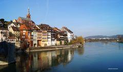 Laufenburg (Baden) mit Alter Rheinbrücke