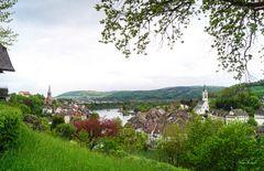 Laufenburg (Baden) und Laufenburg (Schweiz)