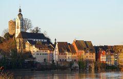 Laufenburg früh morgens