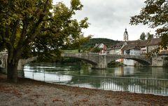 Laufenburg im Herbst