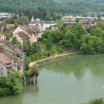 Laufenburg - Schweizer Seite