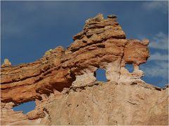 Laufende Felsen, oder....