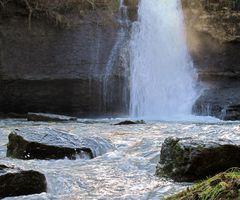 Laufener Wasserfall