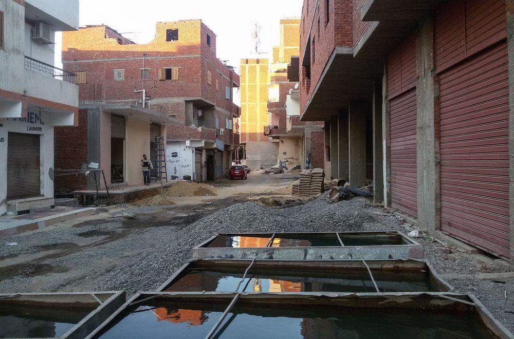 LAUNDRY Backstreet Egypt
