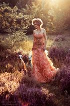 Laura, die Heide...und Whippets