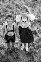 Laura und Fabio S/W