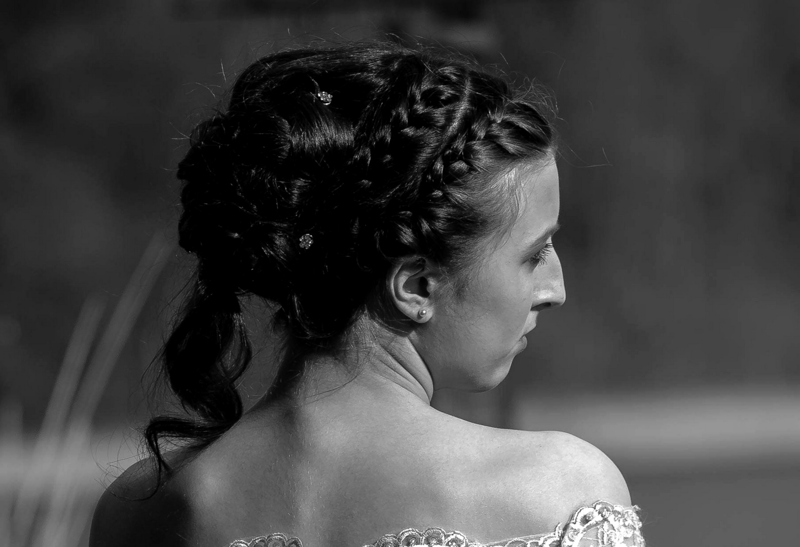 Laura von hinten Foto & Bild   portrait, portrait frauen