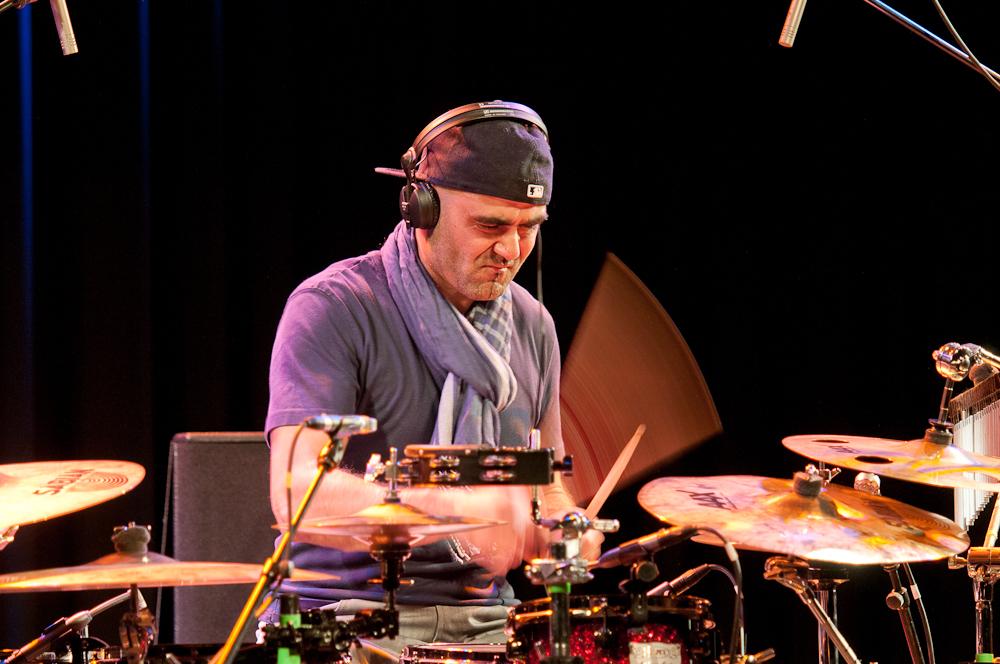 Laurent Biollay - professioneller Schweizer Schlagzeuger