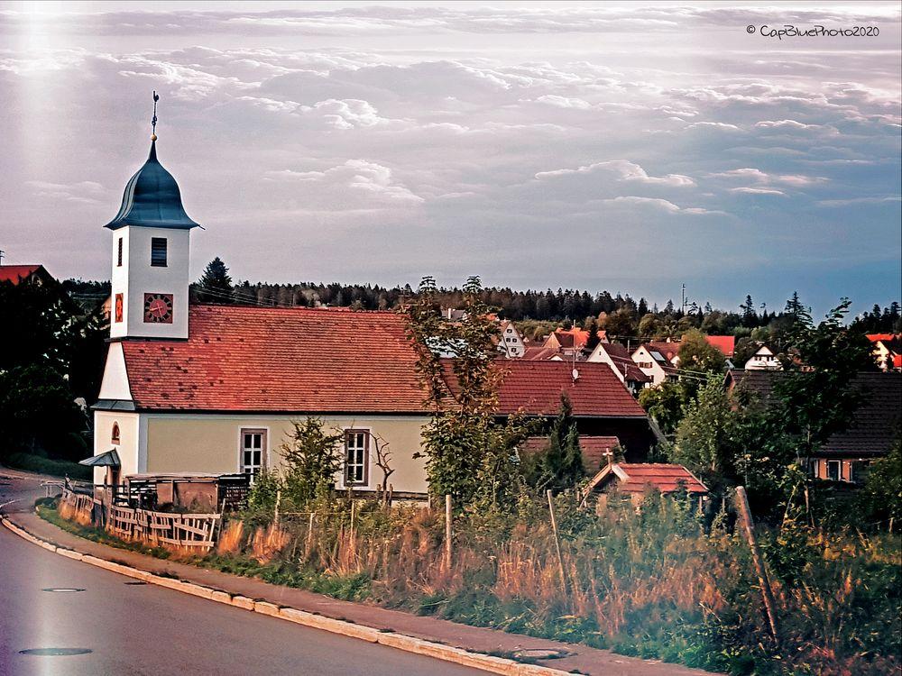 Laurentius Kirche Seewald