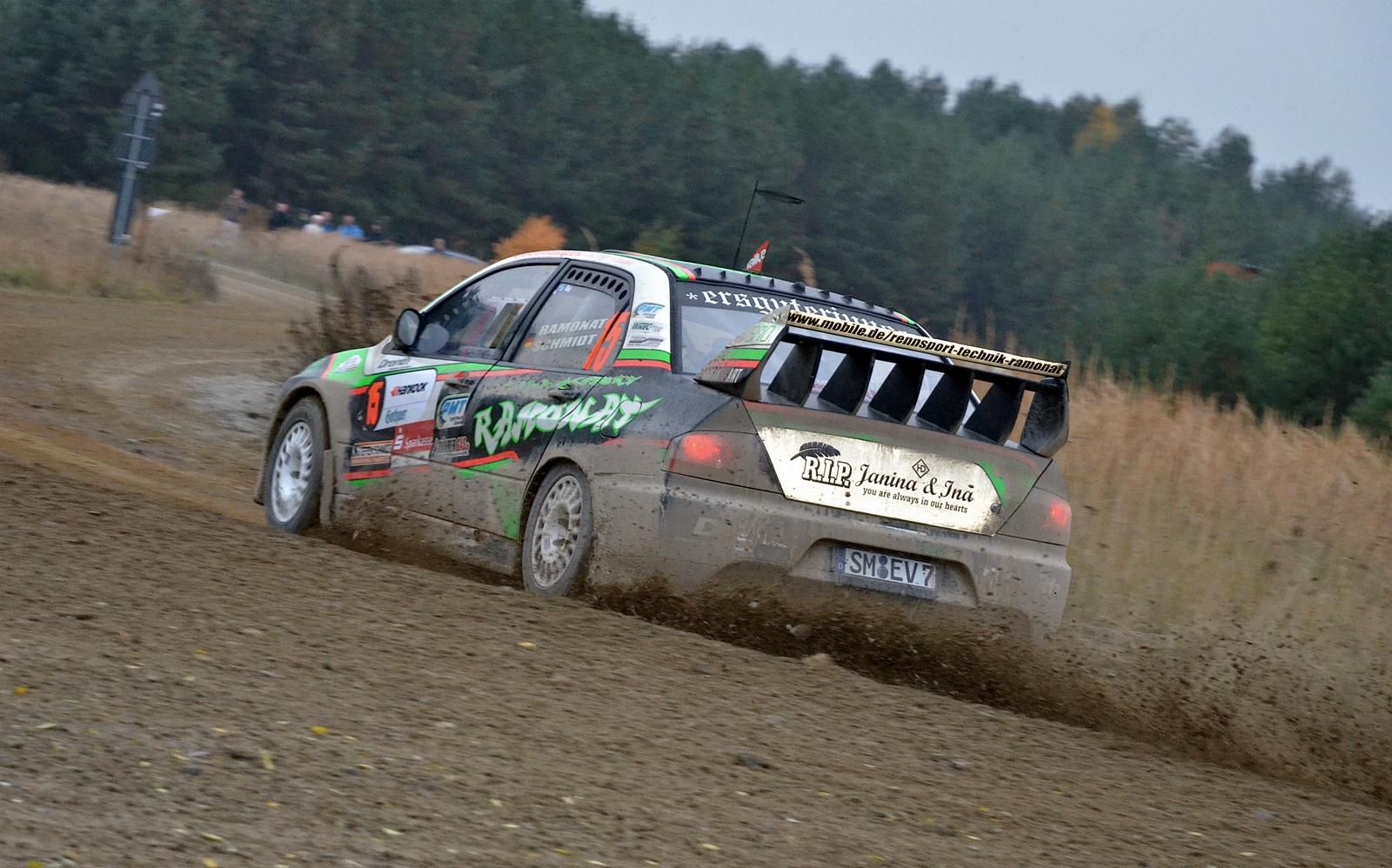 Lausitz-Rallye 2013