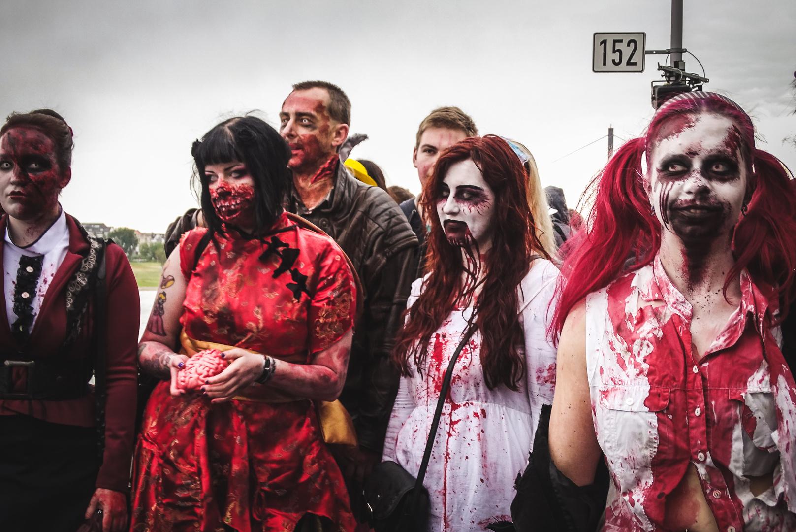 Lauter Zombies
