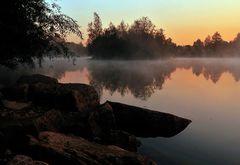 Lautlos der Morgen