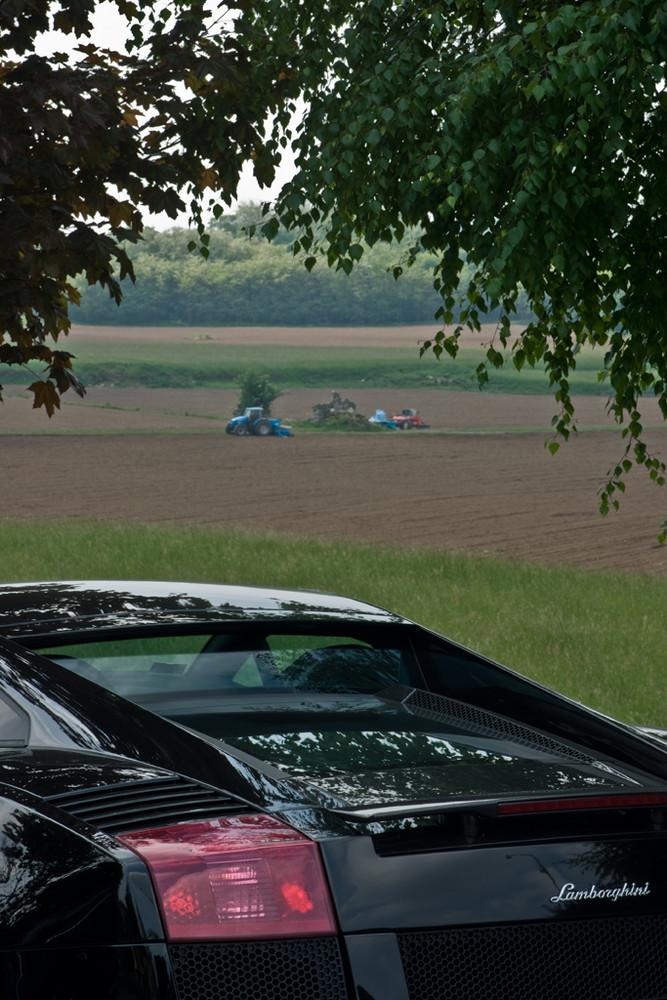 l'auto del contadino?