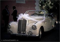 L'auto della sposa