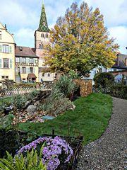 L'automne à Turckheim