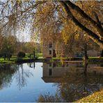 L'automne au Moulin de Boisseguin  (Vienne)