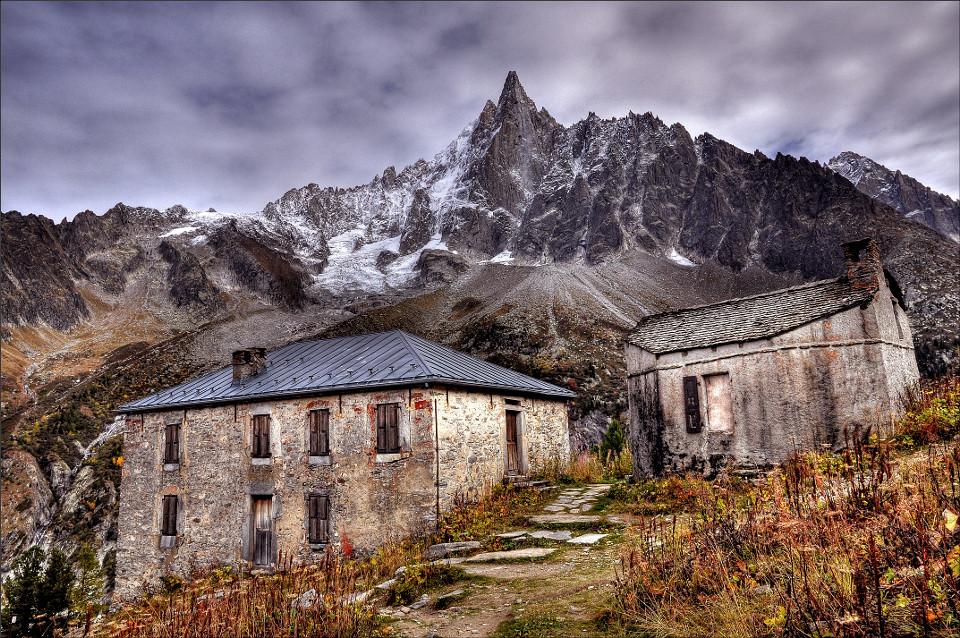 L'automne en montagne