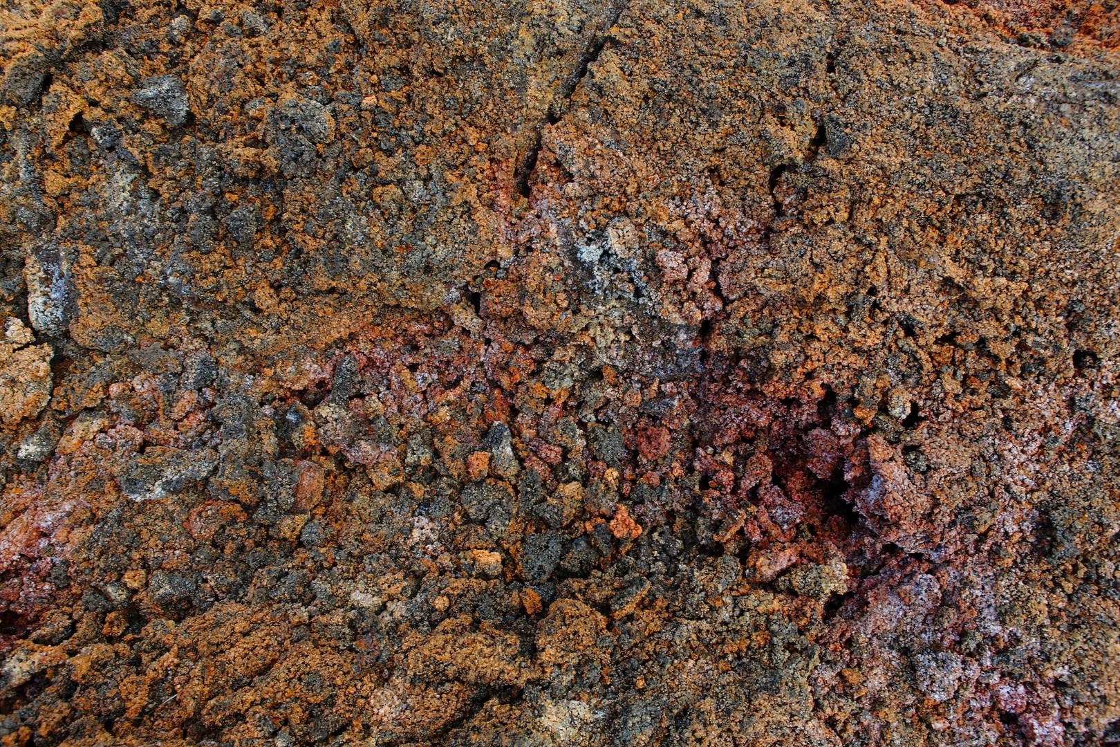 lava mosaic