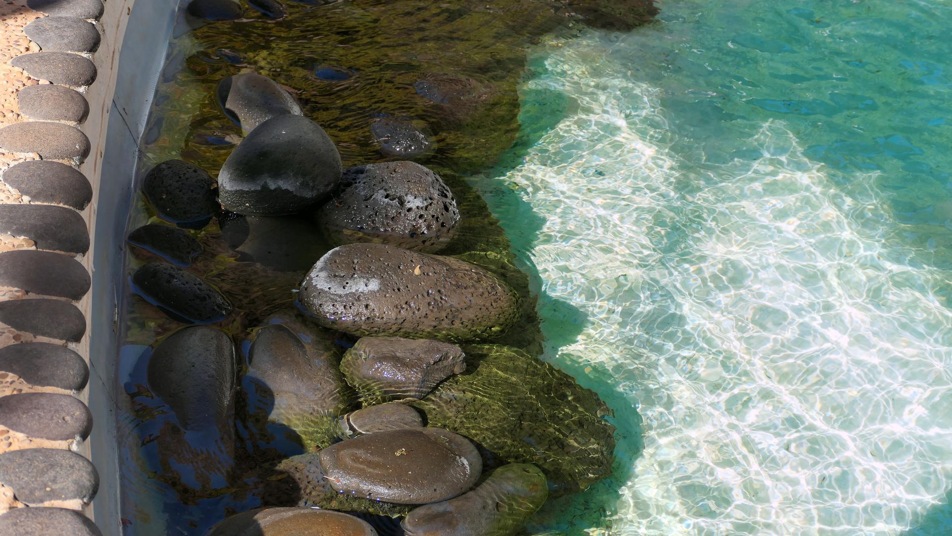 ... lava stones