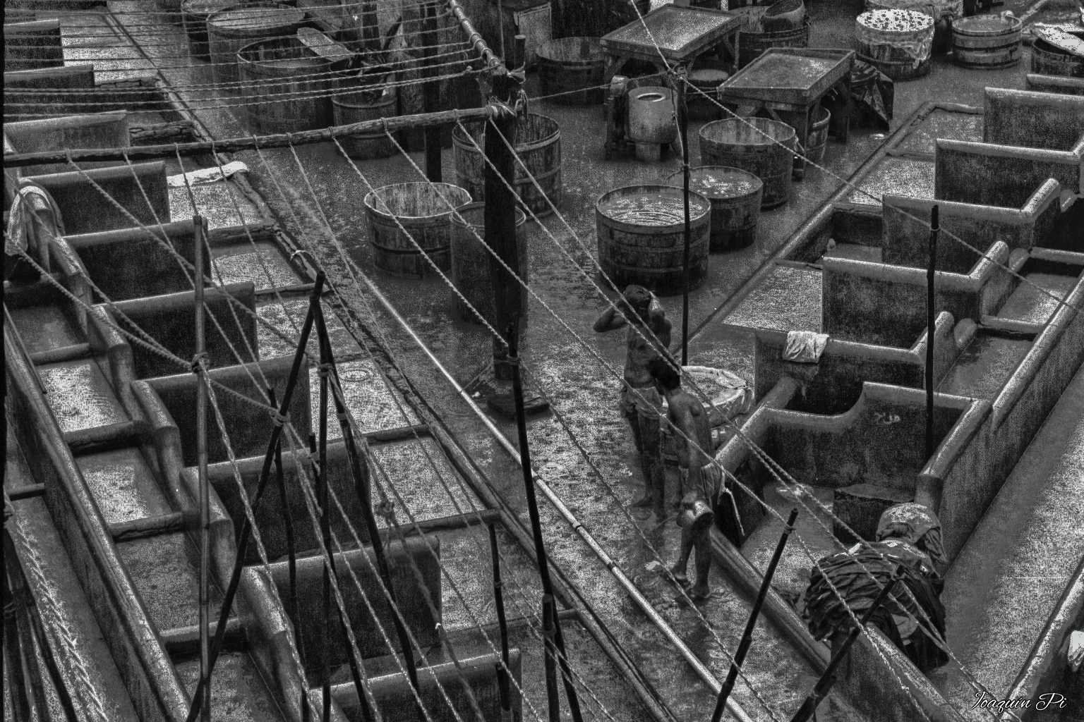 Lavadero de Mumbay